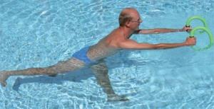smoveys im Pool