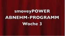 smovey abnehmprogramm woche 3