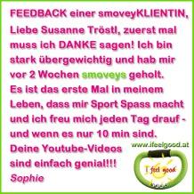 Feedback-Sophie
